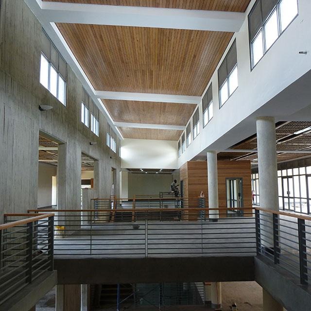 Hamu Mukasa Library, UCU