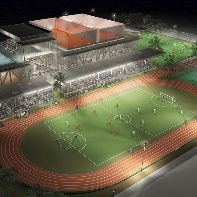 Lugogo Sports Center