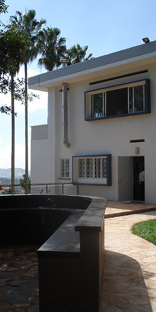 German Embassy Houses