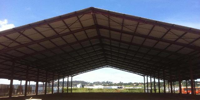 Newrest Warehouse Entebbe