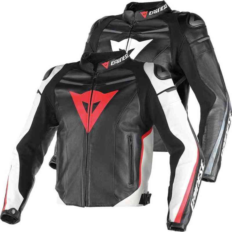 7fe2230574f Dainese G Super Fast Motorcycle Leather Jacket Cheap Fc Moto