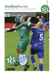 05 Stadionkurier  FCS vs FC Nagel