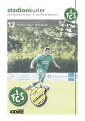 12 Stadionkurier  FCS vs FC Schönwald