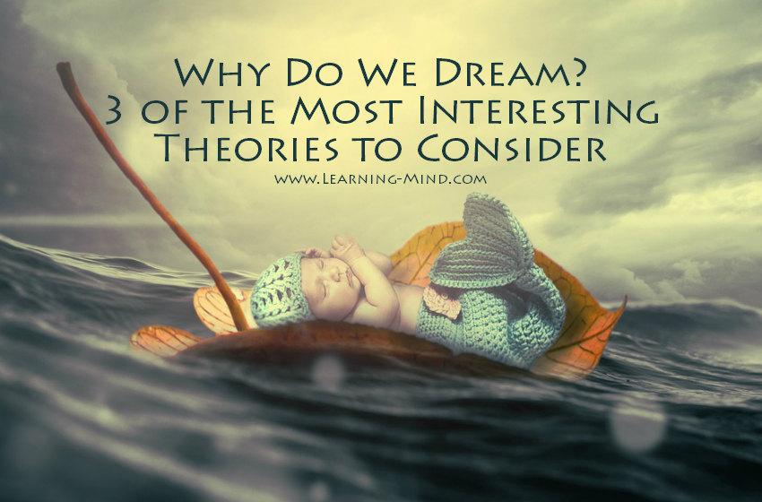 为什么我们要做梦