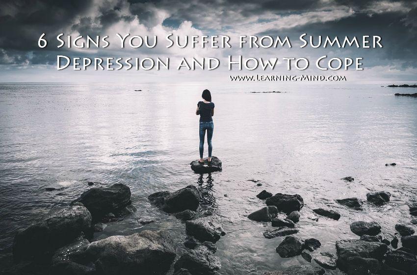 夏天的抑郁