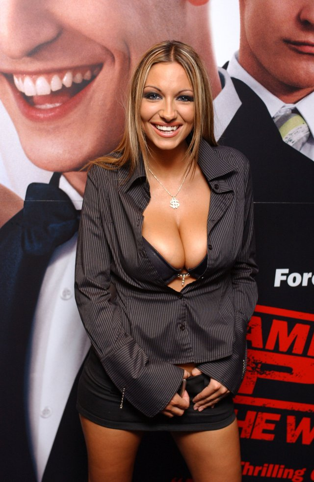 Jodie Marsh Picture Hot