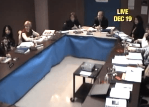 Foxboro School Committee Coverage, Live