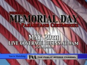 Foxborough Memorial Day Parade & Ceremonies