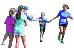 Foxboro YMCA 5K 2011