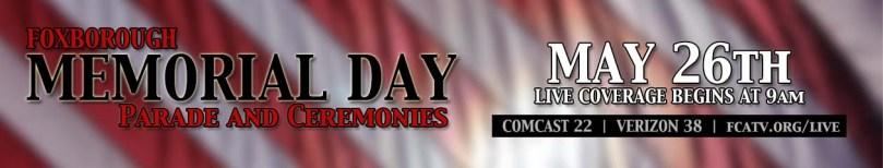Foxborough Memorial Day 2014