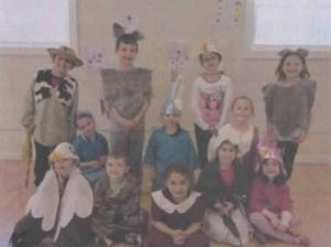 Children's Theater Performance
