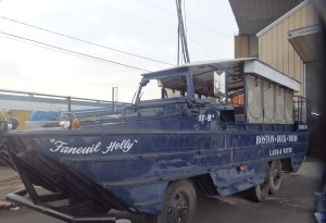 Faneuil Holly Duck Boat