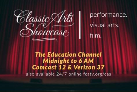 Classic Arts Showcase Foxboro Cable Access