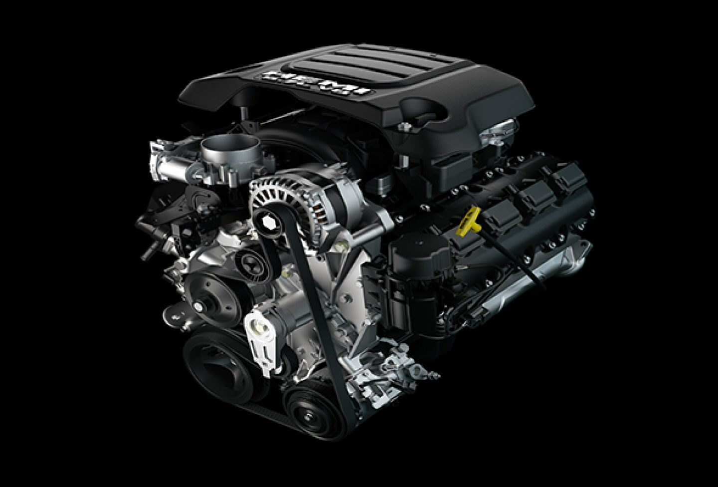 hight resolution of 5 7l hemi v8 engine with vvt and fuel saver technology