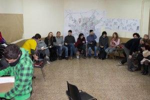 Encuentro de colectivos en la FCAVAH