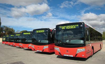 Meta 2017: movilidad y accesibilidad en Alcalá de Henares