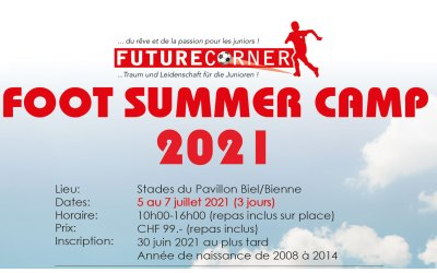 Foot Summer Camp 2021