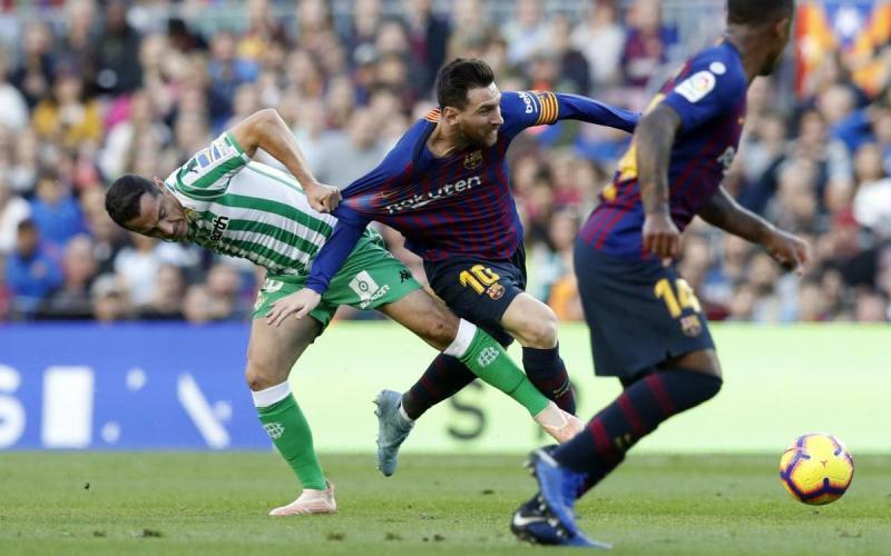FC Barcelona - Real Betis | La Liga Jornada 12 - FC Barcelona