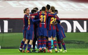 Challenges faced by FC Barcelona in the last part of the league season