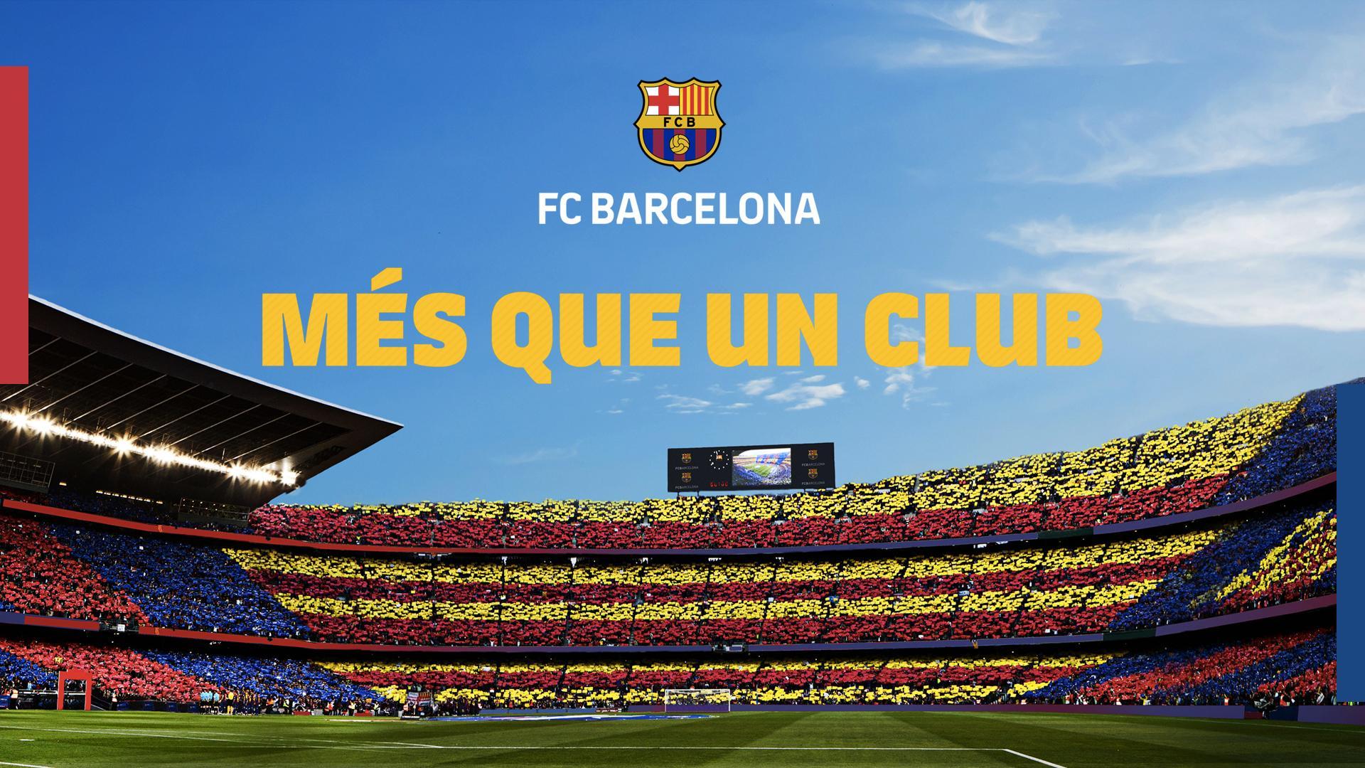 barça fans wallpapers official