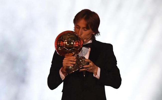 Luka Modric Gana El Balón De Oro 2018 Y Leo Messi Se Queda