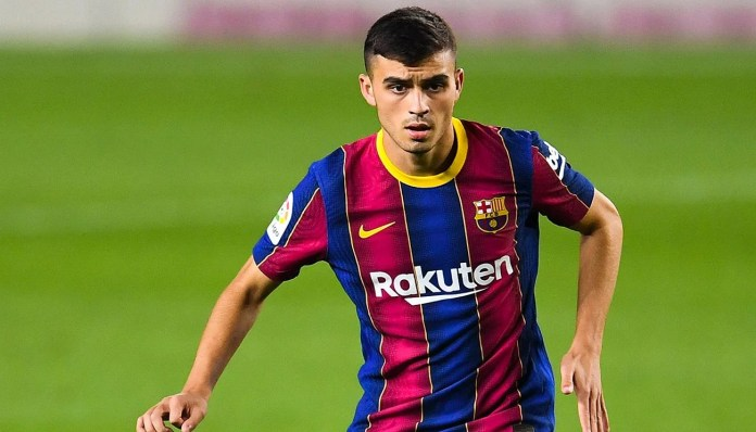 The plan that FC Barcelona has drawn up with Pedri