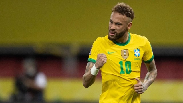 Neymar Jr, stellar with Brazil: attended and scored against Ecuador