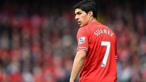 They ensure that Luis Suárez was happier in the Liverpool qu...