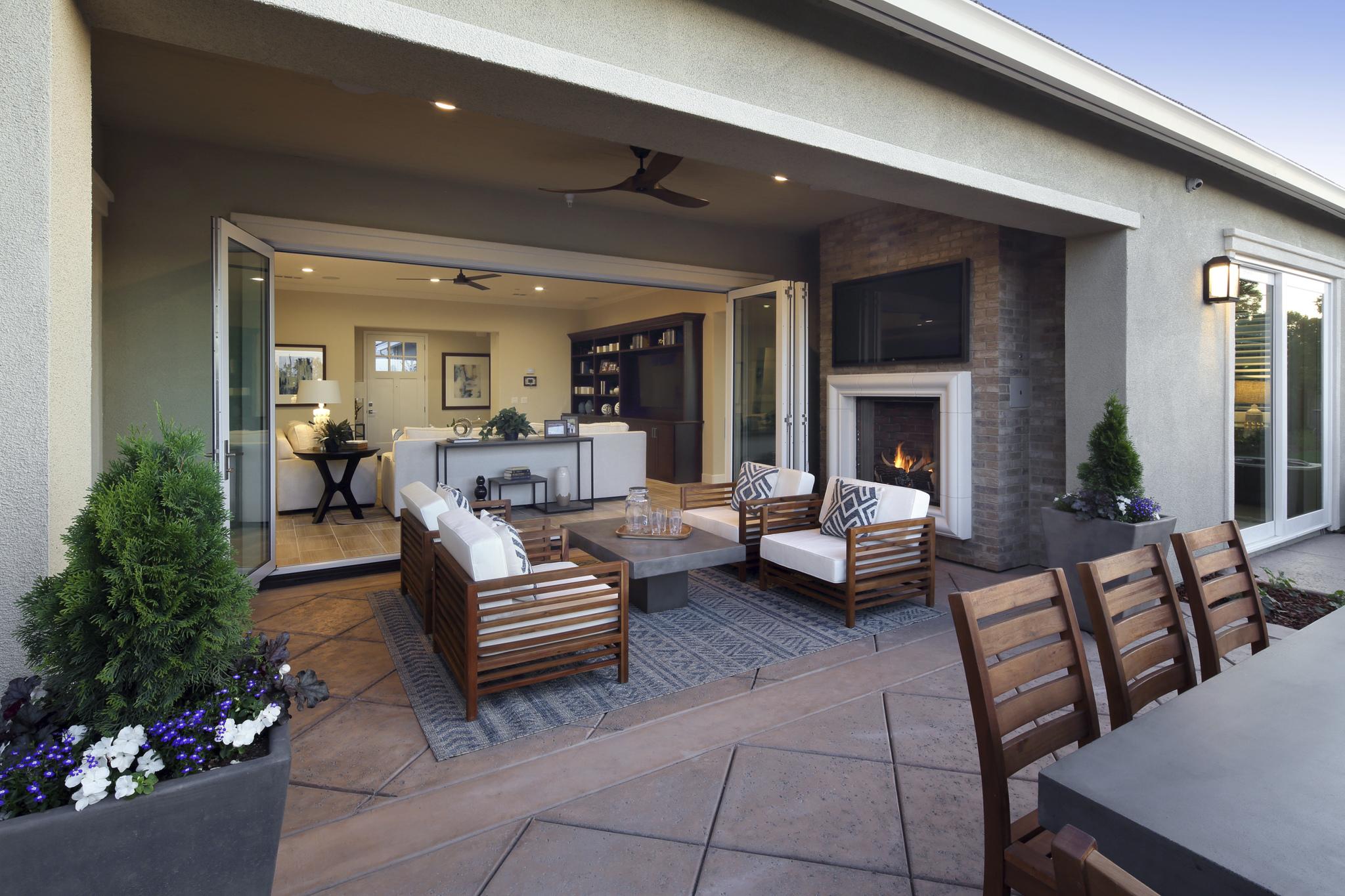 designing indoor outdoor living spaces