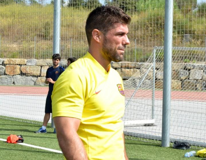 Sant Cugat - FCB 18