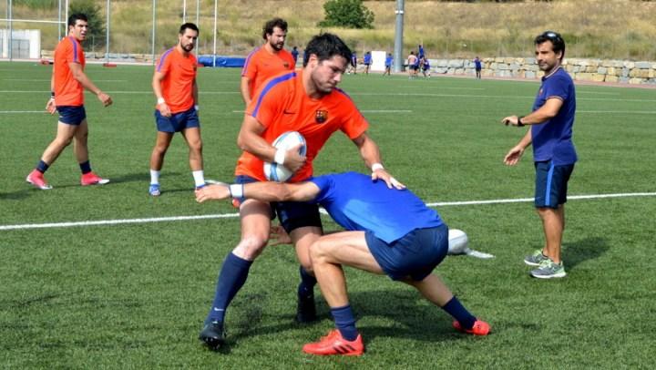 Sant Cugat - FCB 7