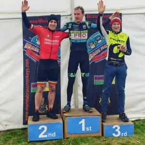 Mountain Biking Enduro Podium for Ollie