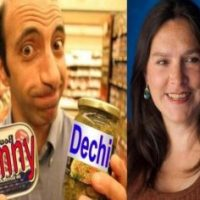 Radio Ha Ha with comedians Danny Dechi and Rebecca Ward!