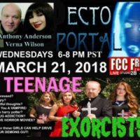 Ecto Portal #82 Teenage Exorcists
