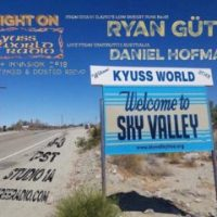 KYUSS WORLD RADIO #35 - RYAN GUT of THE LOW DESERT PUNKS - 7.1.18