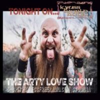 KYUSS WORLD RADIO #48 - ATHUR SEAY - THE ARTY LOVE SHOW !!! - 5.12.19