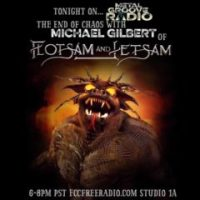 METAL GROOVE RADIO #209 - MICHAEL GILBERT of FLOTSAM AND JETSAM - 6.9.19