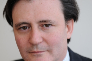 FCC club lunch with John MICKLETHWAIT