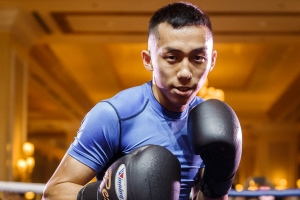 Club Lunch: The New Cantonese Boxing Star: A Conversation with Rex Tso