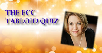 THE FCC TABLOID QUIZ