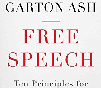 Free Speech, Ten Principles for a Connected World
