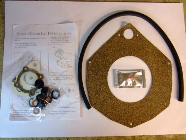 GT Brake Servo Repair Kit