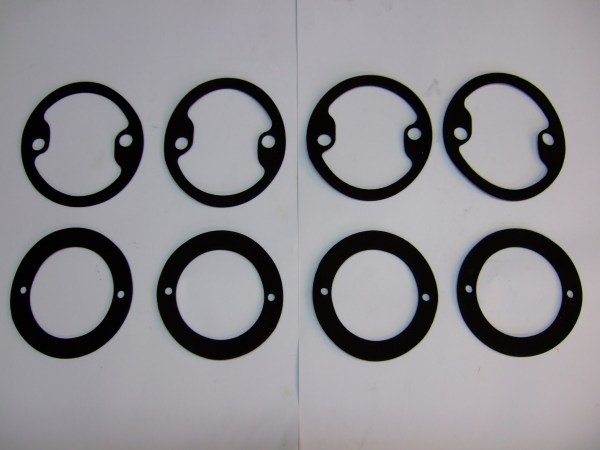 Rear lights gasket set