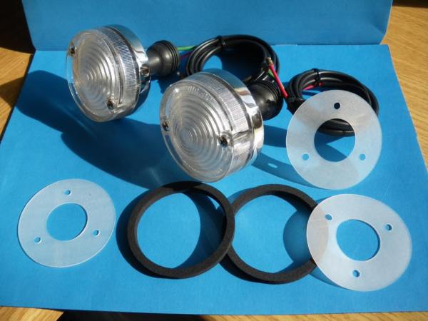 Sidelight gaskets/seals