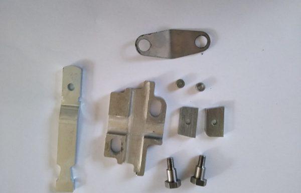Handbrake Operating Mechanism Set (one side)