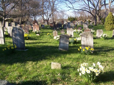 Tomac Historic Burying Ground