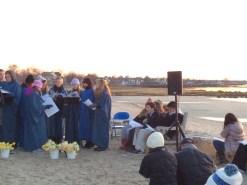 Easter Sunrise Youth Choir - Sue A.