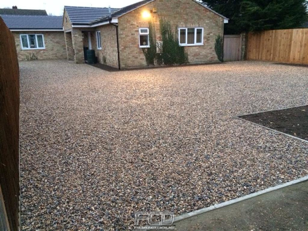 Gravel Driveways Installations in Bury  Affordable Low