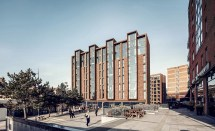 Renshaw Hall - Falconer Chester