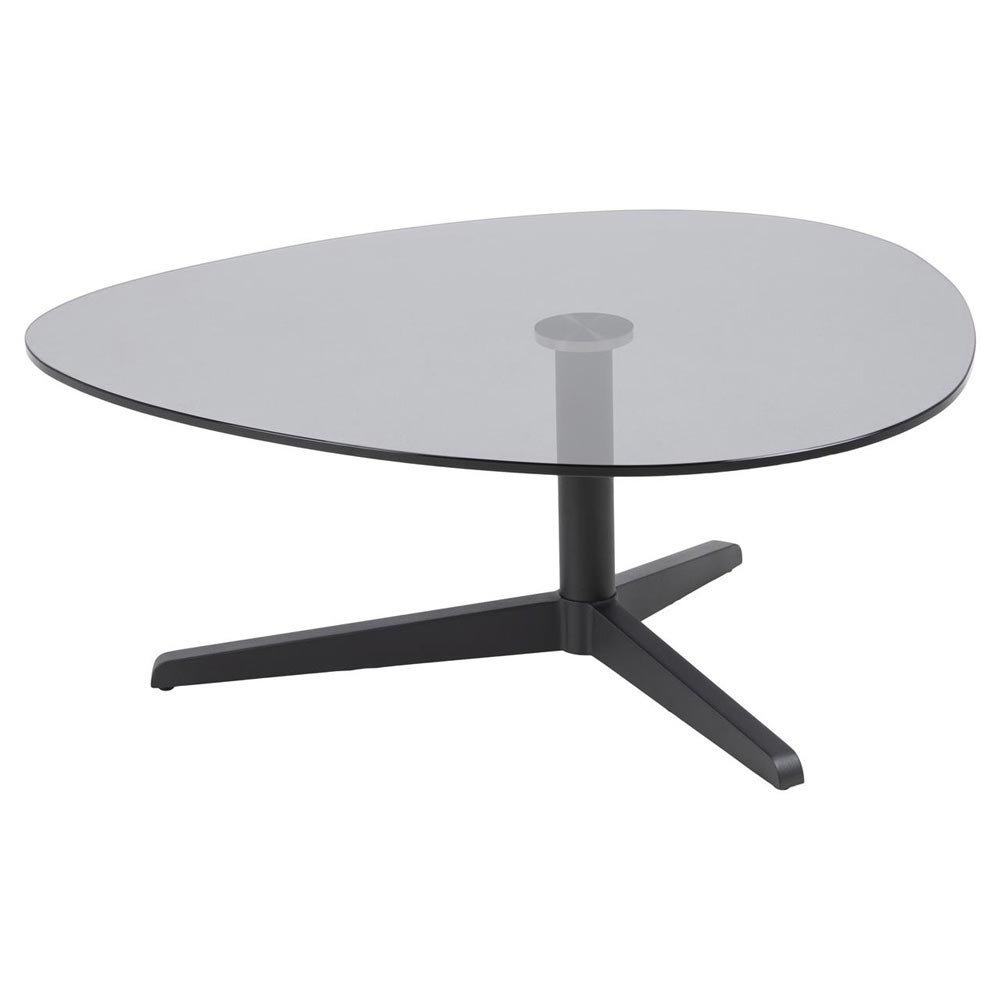 barnsley small black coffee table by dk modern fci london